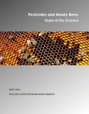 Pesticides & Honey Bees
