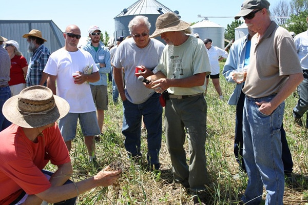 Practical Farmers of Iowa workshop