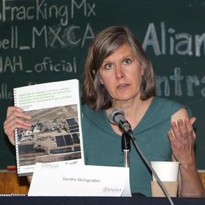 Dr. Sandra Steingraber