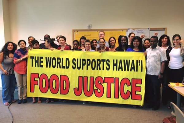 World Support Food Justice