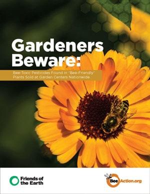 gardeners beware