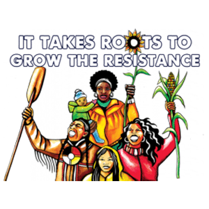 It Takes Roots