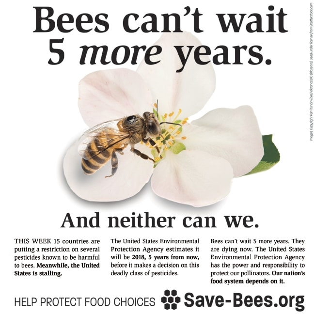 Save_Bees ad