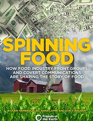 Spinning Food